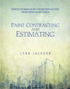 Paint Contracting and Estimating Book